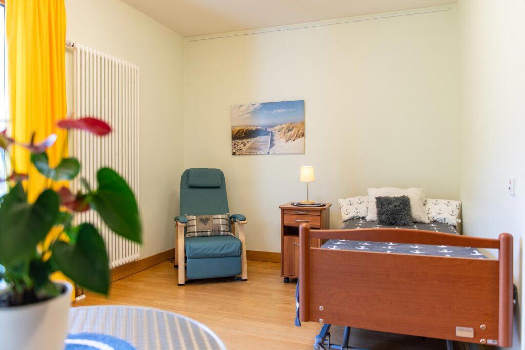 Hospiz Hamburg Hospiz Sinus Barmbek Zimmer
